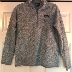Patagonia 1/4-Zip Fleece Pullover